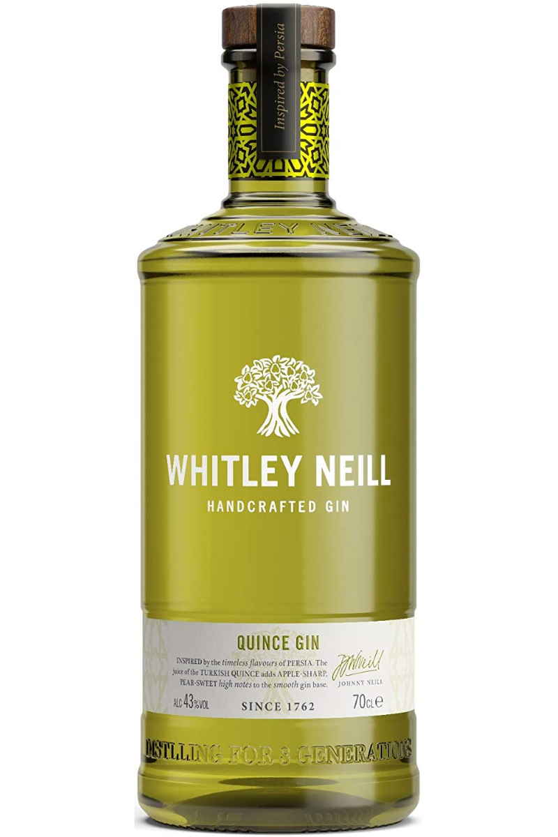 Whitley Neill Quince Gin - Temple Cellars