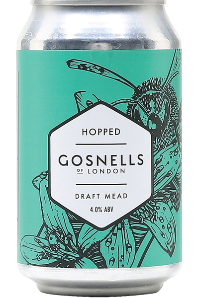 Gosnells Hopped Mead - Temple Cellars