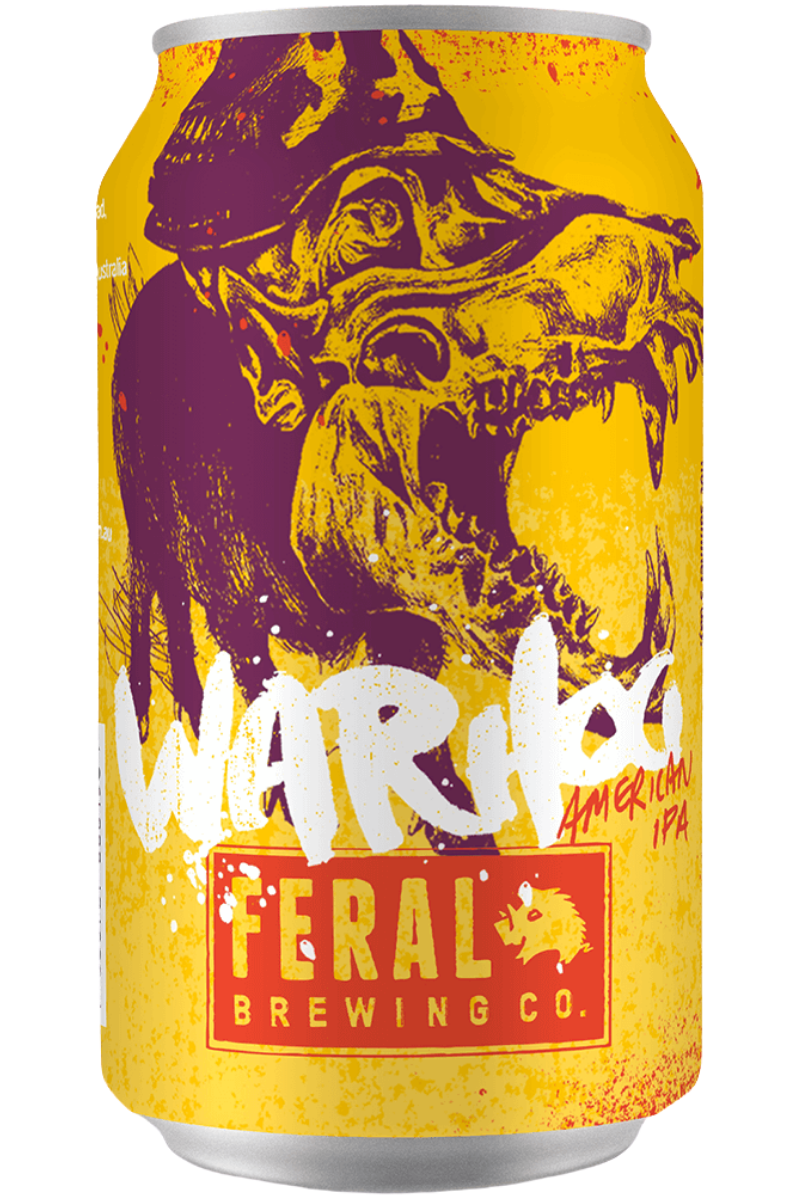 Feral War Hog - Temple Cellars