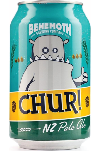 Behemoth Chur NZ Pale Ale - Temple Cellars