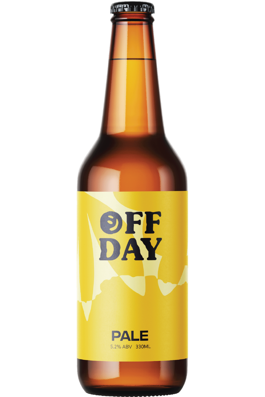 Off Day Pale Case of 16 - Temple Cellars