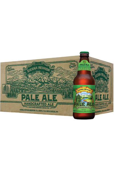 Sierra Nevada Pale Ale Case of 24 - Temple Cellars