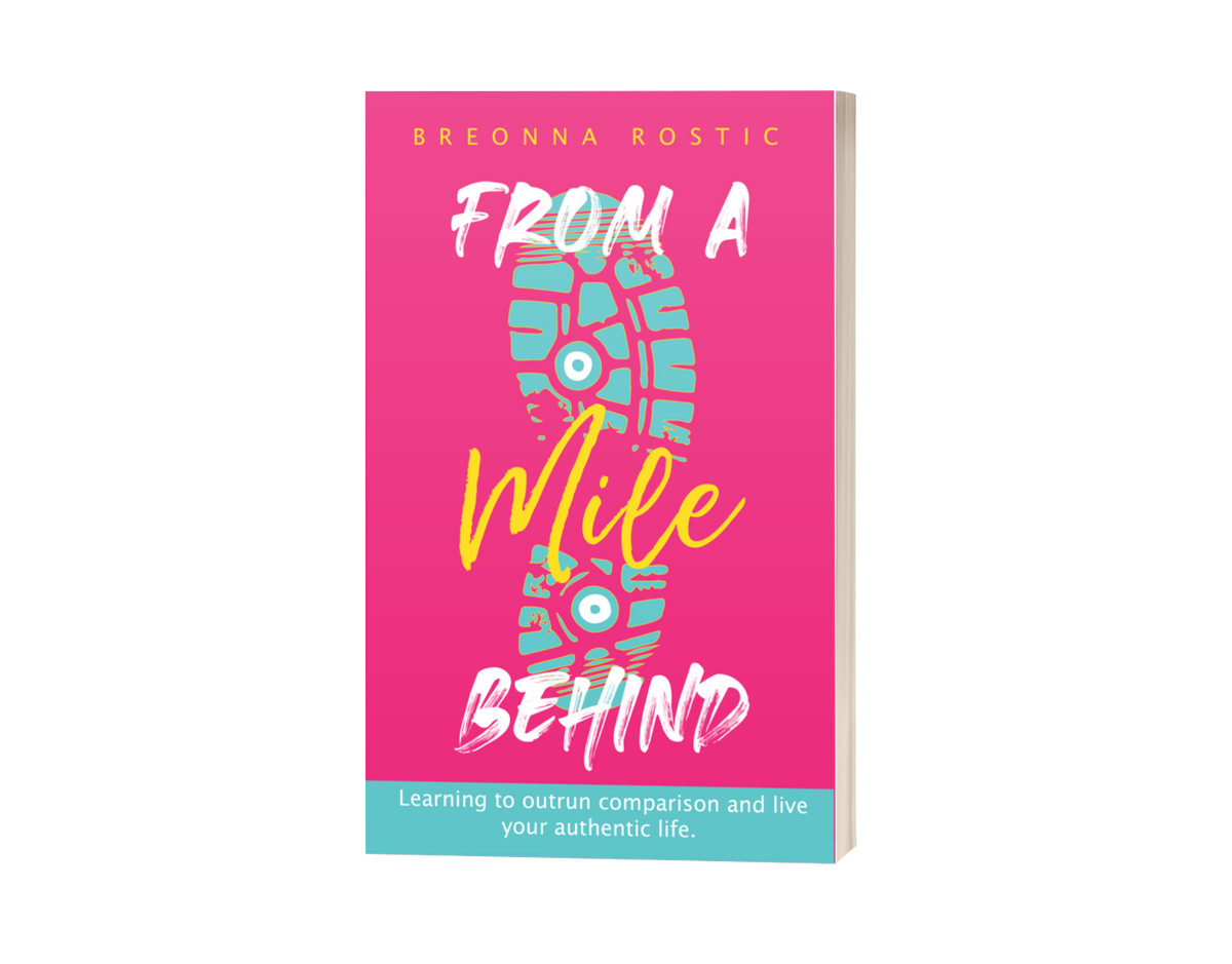Bree Rostic Presents: From a Mile Behind Softcover