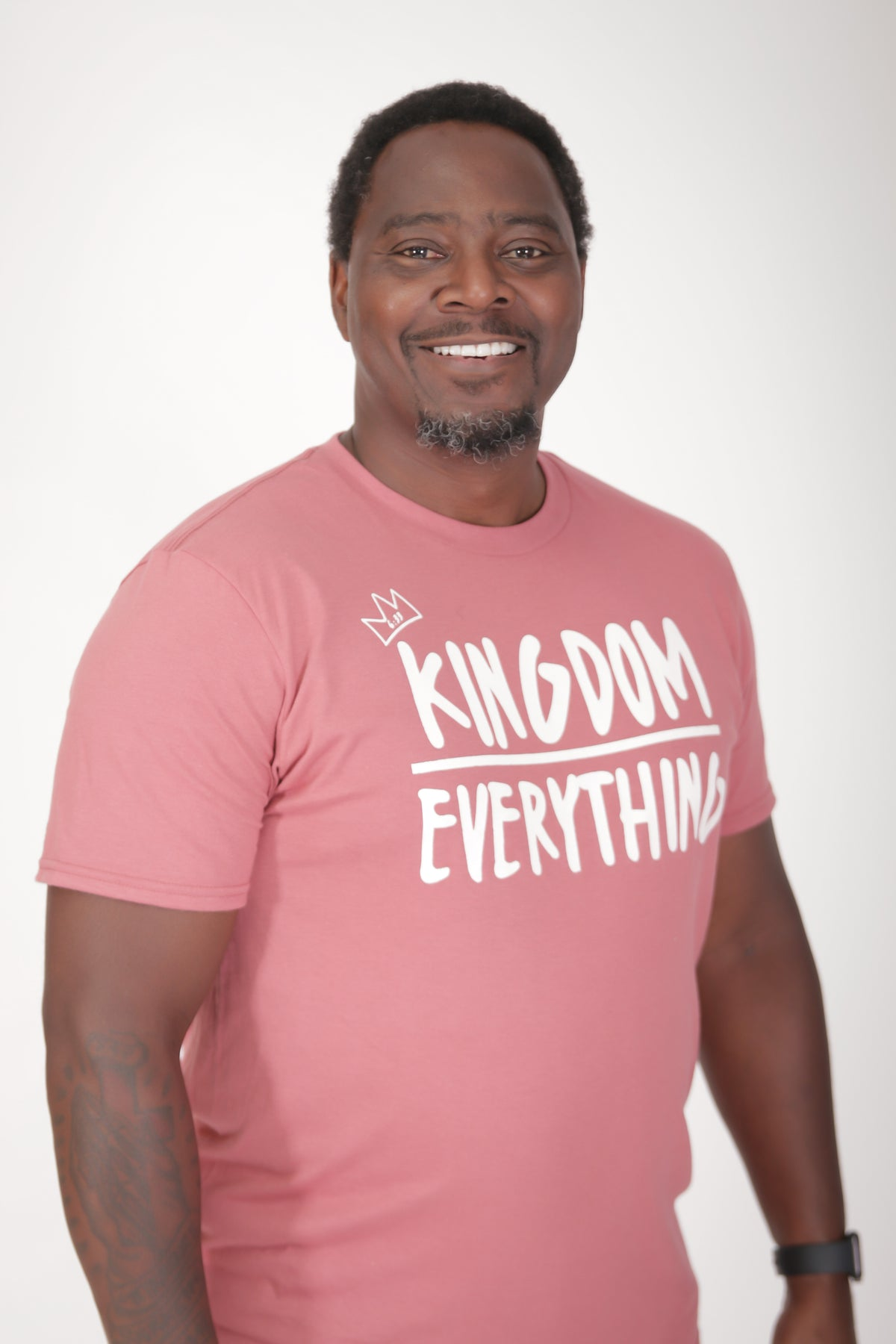 Kingdom Over Everything T-shirt