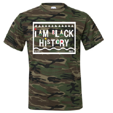 I Am Black History Limited Edition Colors