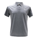 Apacs Cotton Polo Shirt (AP012) - Light Grey