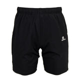 Apacs Black Shorts White Trim (AP096)