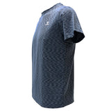 Apacs Dry-Fast T-Shirt (AP10085) - Blue/Grey