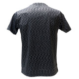 Apacs Dry-Fast T-Shirt (AP10085) - Black/Grey