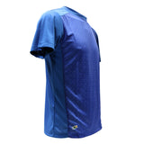 Apacs Dry-Fast T-Shirt (AP10107) - Royal Blue
