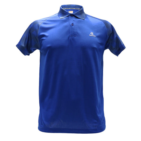 Apacs Dry-Fast Collared Shirt (AP13012) - Royal