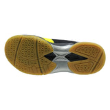 Apacs CP082 Shoe - Black/Yellow