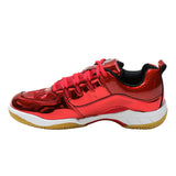 Apacs SP600 Shoe - Chrome Red