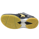Apacs SP605 Shoe - Black/Gold