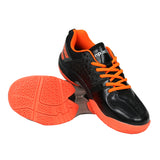 Apacs SP607 Shoe - Black/Orange