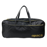 Apacs Deluxe Double Compartment Holdall - Gold/Black