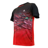 Apacs Dry-Fast T-Shirt (RN3263) Red/Black NEW FOR 2021