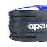 Apacs Triple Compartment Racket Bag - AP-3809XL