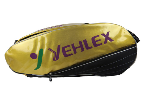 Yehlex Triple Compartment Racket Bag