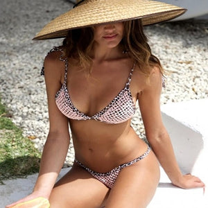 Sexy Women Bikini Set Swimwear Push-Up Padded