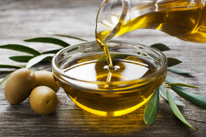 ANOINT YOUR HEAD, EXCITE YOUR HAIR with Olive OIL