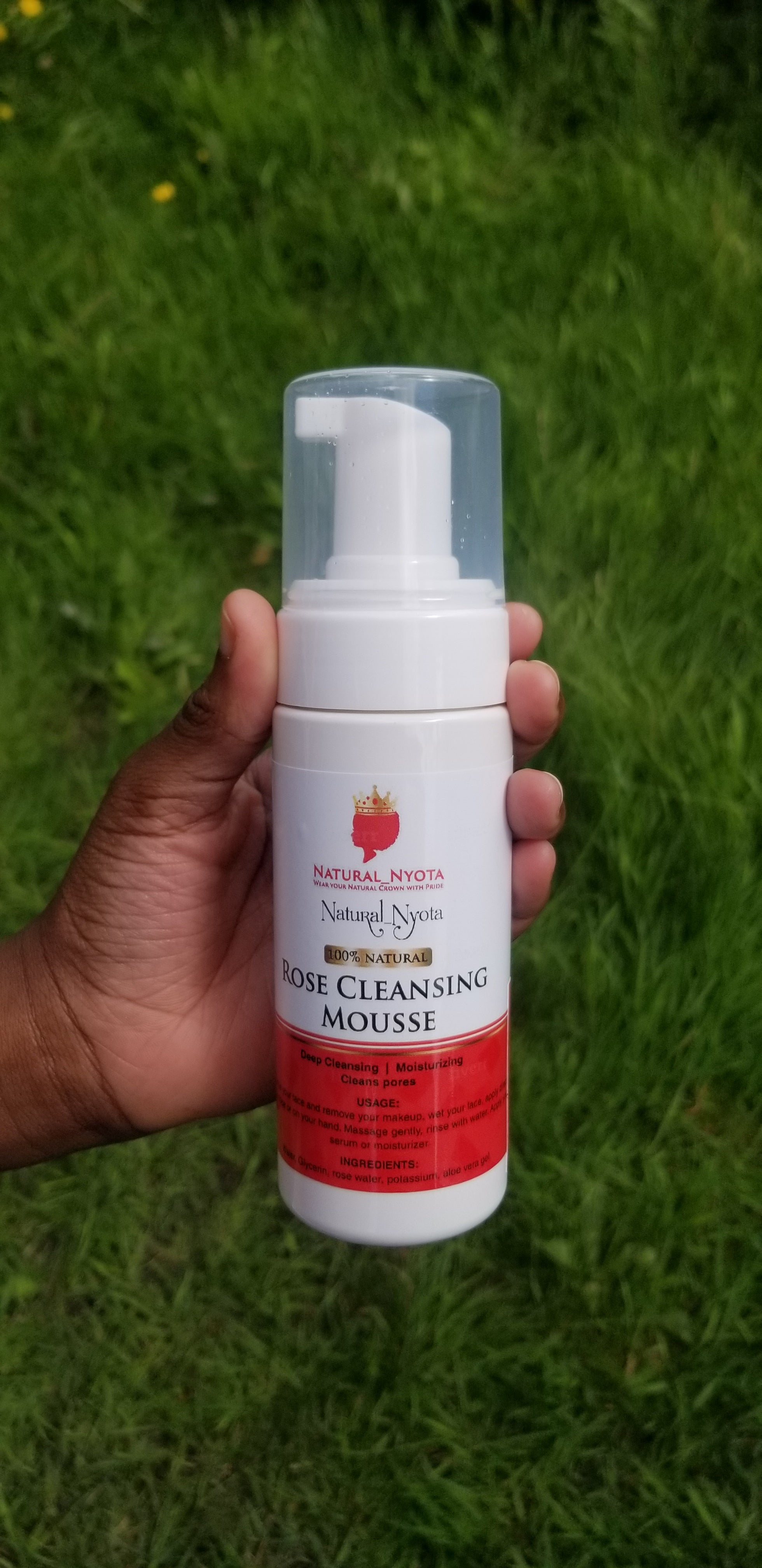 Rose Cleansing