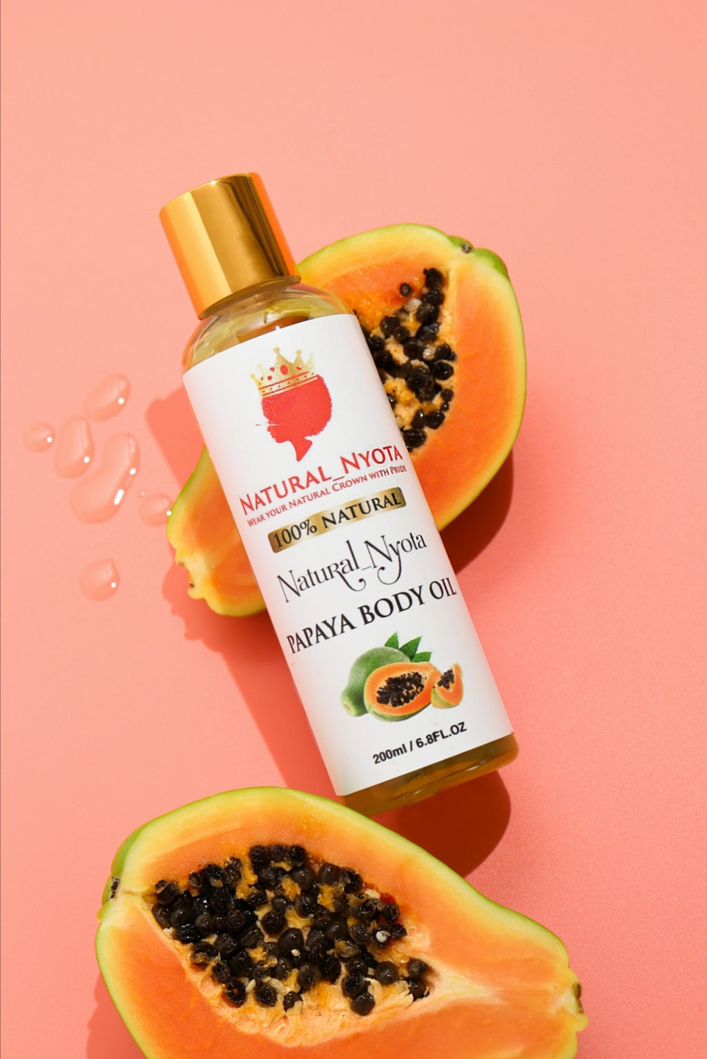 Papaya Body oil