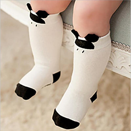 Baby Socks - LouLi Play Cat & Mouse Baby Socks
