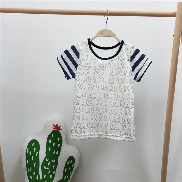 LouLi All Loops Everywhere Baby & Kids Shirt - LouLi - Designed For Your Child
