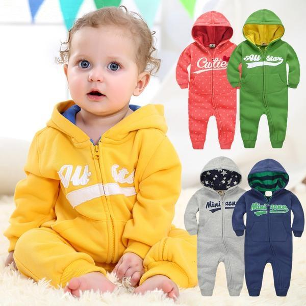 LouLi All Star Warm Sporty Baby Romper - LouLi - Designed For Your Child