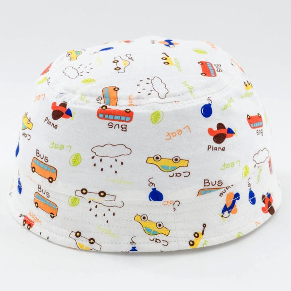 LouLi Cartoon Cars Baby Summer Hat - LouLi - Designed For Your Child