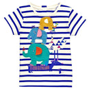 LouLi Cool Cartoon T-Shirt - LouLi - Designed For Your Child