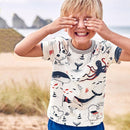 LouLi Find My Treasure Baby Shirt - LouLi - Designed For Your Child
