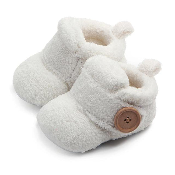 LouLi Furry Fluffy Warm Baby Shoes - LouLi - Designed For Your Child