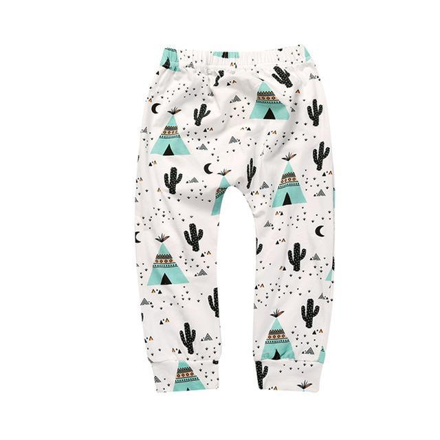 LouLi Geometric Pants - LouLi - Designed For Your Child