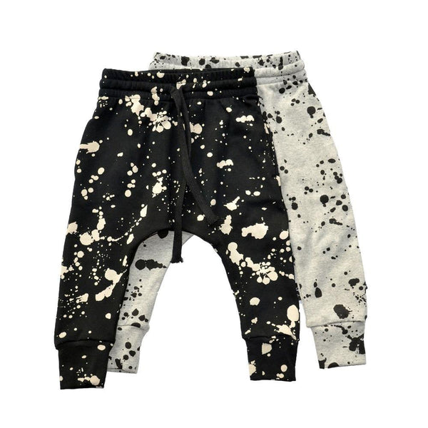 LouLi Help Me Paint Splash Cool Pants - LouLi - Designed For Your Child