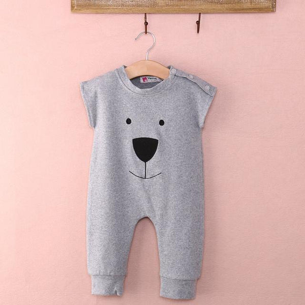LouLi I'm a Bear Baby Romper - LouLi - Designed For Your Child