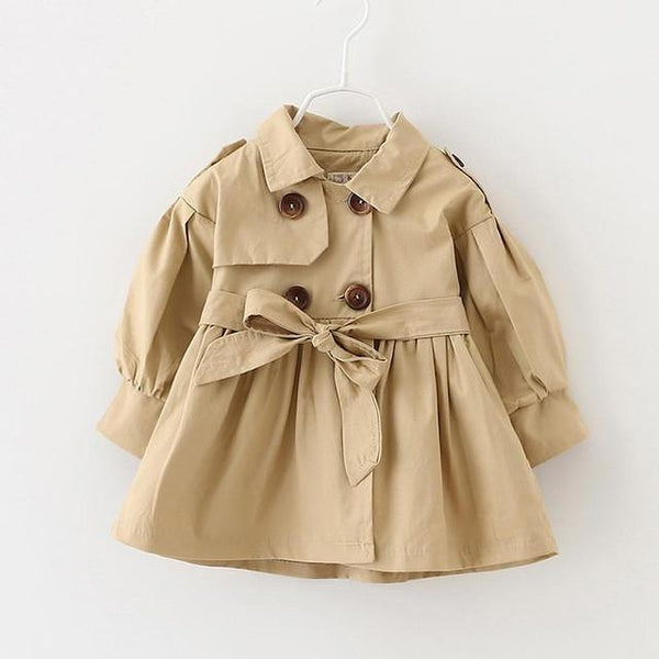 LouLi I'm So Classy Trench Coat - LouLi - Designed For Your Child