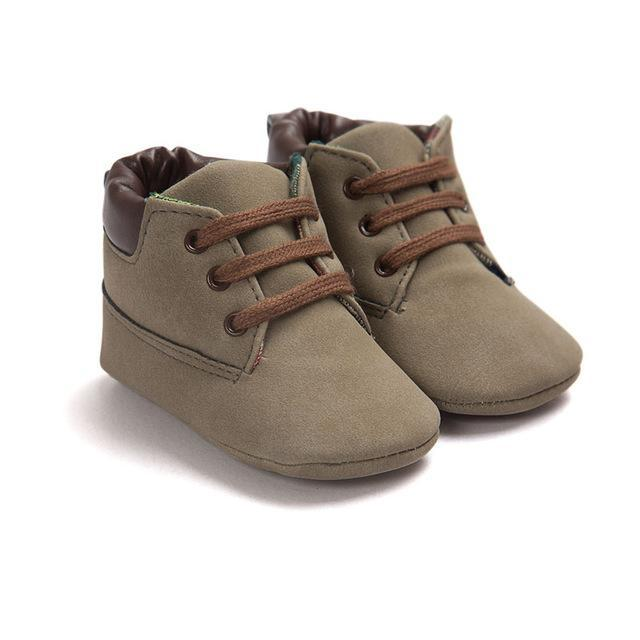 LouLi Laced Soft & Cozy Shoes - LouLi - Designed For Your Child