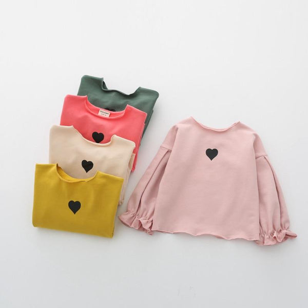 LouLi Love Me Long Sleeves Baby Shirt - LouLi - Designed For Your Child
