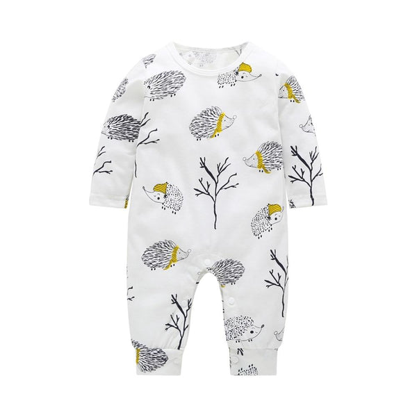 LouLi Mr. Hedgehog Baby Romper - LouLi - Designed For Your Child