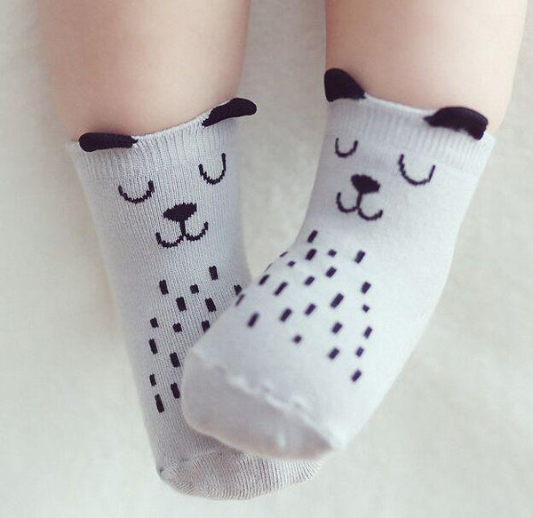 LouLi My Bear Baby Socks - LouLi - Designed For Your Child