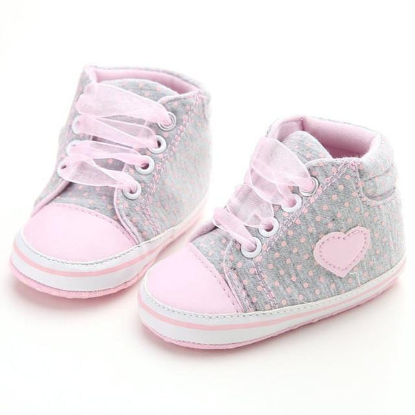 LouLi My Heart Baby Shoes - LouLi - Designed For Your Child