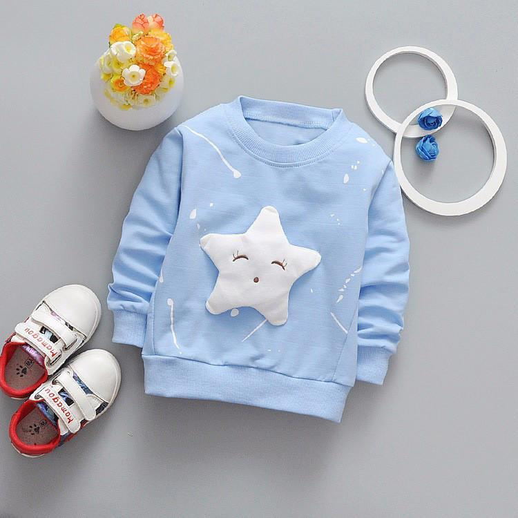 LouLi My Starry Friend Baby Sweatshirt - LouLi - Designed For Your Child