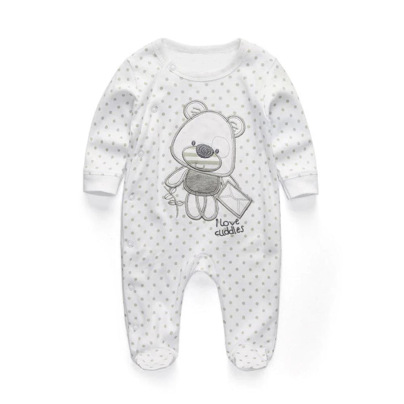 LouLi My Teddy Bear Romper - LouLi - Designed For Your Child