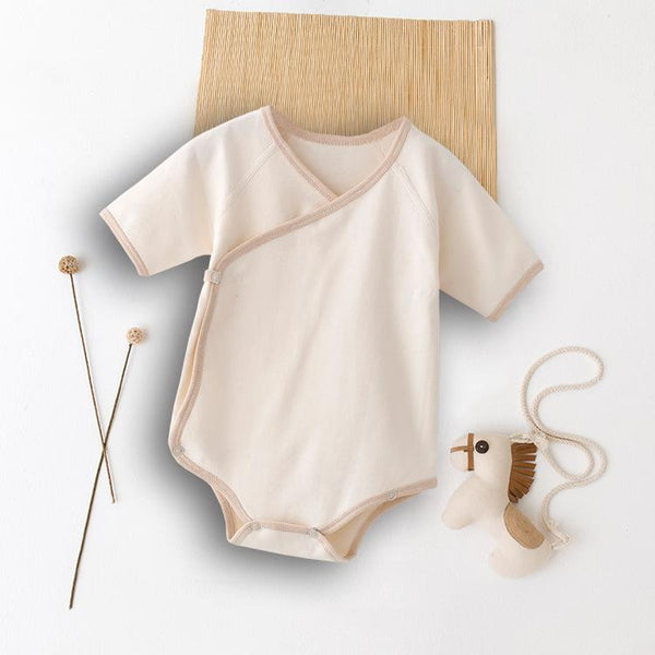 LouLi Organic Cotton Japanese Style Baby Romper - LouLi - Designed For Your Child