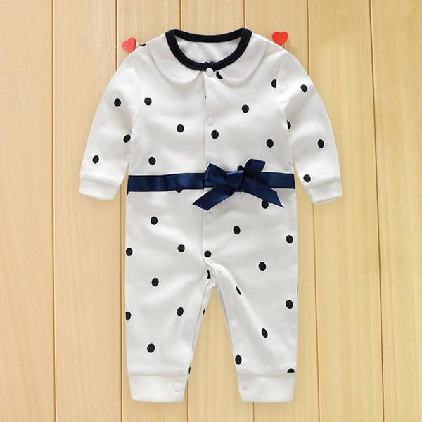LouLi Pattern Baby Rompers - LouLi - Designed For Your Child