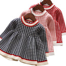 LouLi Plaid Long Sleeves Baby Dress - LouLi - Designed For Your Child