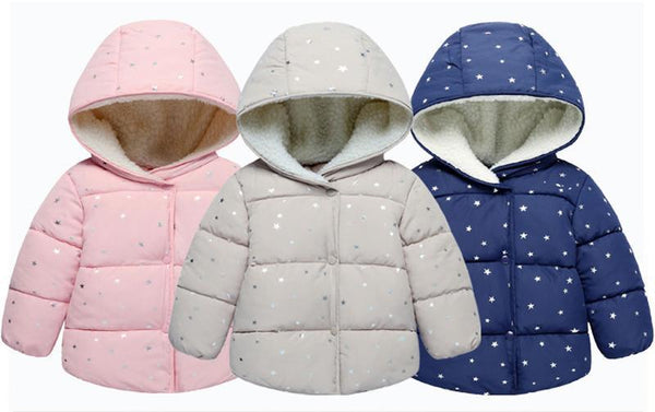 LouLI Ready For Snow Winter Baby Coat - LouLi - Designed For Your Child
