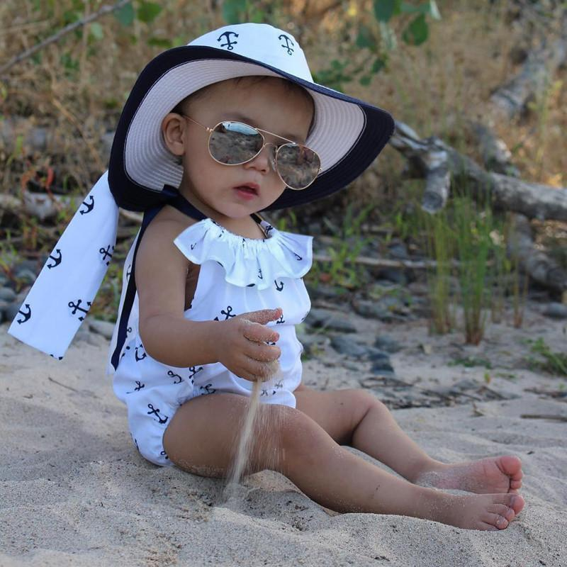 LouLi Sail With Me Baby Romper - LouLi - Designed For Your Child